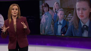 Samantha Bee Compares Trump to a Gilmore Girl