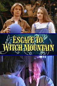 Escape to Witch Mountain as Anna