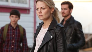 Jennifer Morrison Is Officially on Set for the Once Upon a Time Series Finale