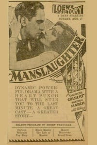 Manslaughter as Foster