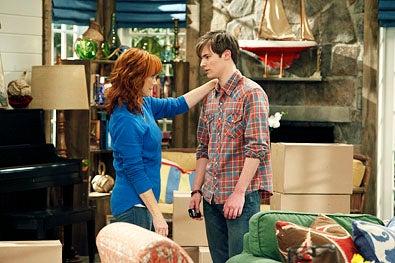 "Malibu Country - Season 1 - ""Pilot"" - Reba McEntie and Justin Prentice"