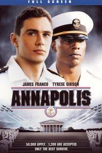 Annapolis as Ali