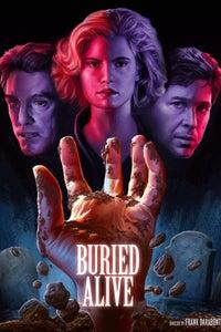Buried Alive as Helen Eberley