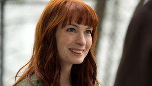 Supernatural: Felicia Day Returning for Men of Letters Origin Episode, Sheriff Mills Lives!