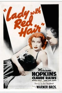 Lady with Red Hair as George Clifton