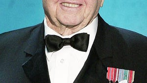 Mickey Rooney Leaves Modest Estate to Stepson, Cuts Out Rest of His Children