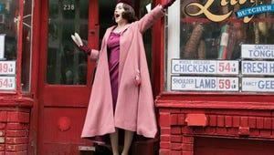 Amy Sherman-Palladino's New Show The Marvelous Mrs. Maisel Gets Two-Season Pickup at Amazon