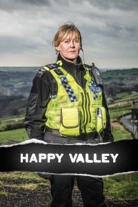 Happy Valley as Catherine Cawood