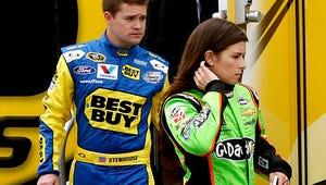 VIDEO: Boyfriend Wrecks Danica Patrick's Car in NASCAR Race