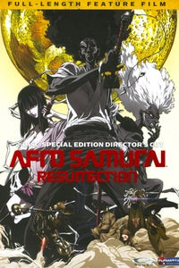 Afro Samurai: Resurrection as Sio