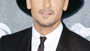 """Tim McGraw Explains Why He Stopped Drinking: """"I Partied Too Much"""""""