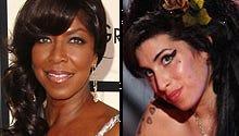 """Grammys Goss: Natalie Cole Disses """"Crazy"""" Amy's Wins"""