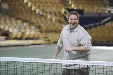 "Mr. Sunshine - Season 1 - ""Celebrity Tennis"" - Nate Torrence"