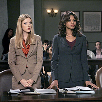 "Close to Home - Season 2, ""Deacon"" - Jennifer Finnigan and Kimberly Elise"