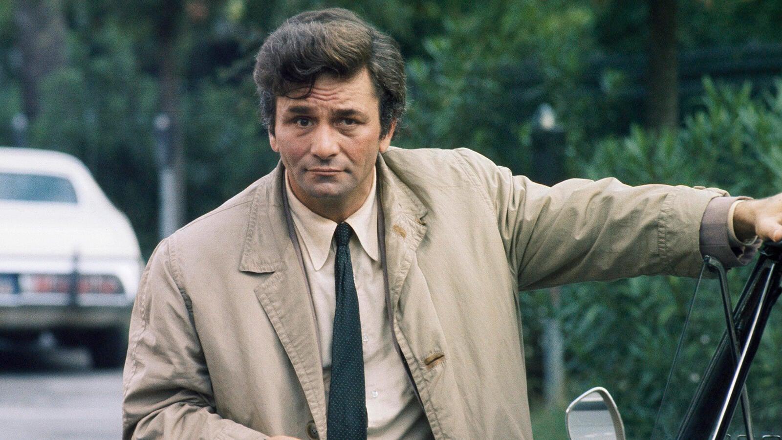 Peter Falk, Columbo