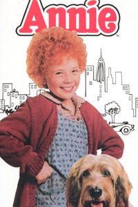 Annie as Daddy Warbucks