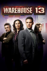Warehouse 13 as Dwayne Maddox