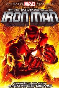 The Invincible Iron Man as Tony Stark/Ironman