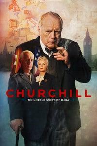 Churchill as Field Marshal Alan Brooke