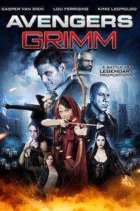 Avengers Grimm as Rumpelstiltskin