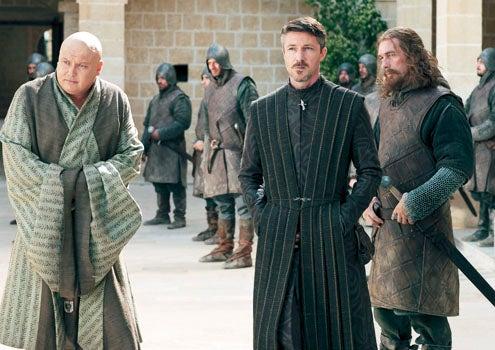Game of Thrones - Season 1 - Conleth Hill, Aidan Gillen, Sean Bean