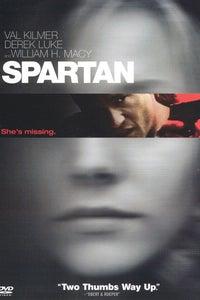 Spartan as Stoddard