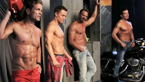 PHOTO: Joey Lawrence and Other '90s Hunks Pose Shirtless