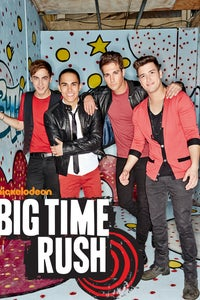 Big Time Rush as James Diamond