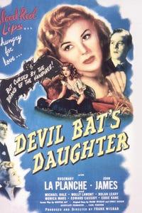 Devil Bat's Daughter as Dr. Elliot