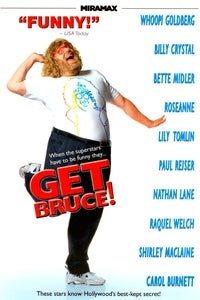 Get Bruce! as Herself