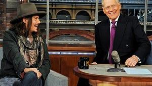 "Johnny Depp Recounts ""Close Call"" Near-Death Experience on Lone Ranger Set"