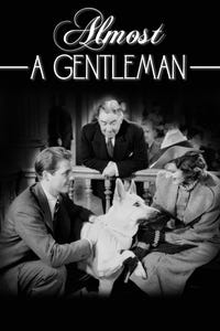 Almost a Gentleman as Major Mabrey