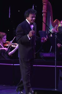 Johnny Mathis as Himself