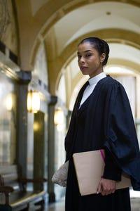 Sophie Okonedo as Jacqueline Woolf