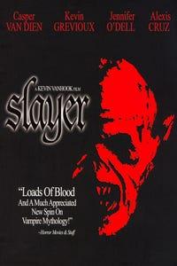Slayer as Hawk