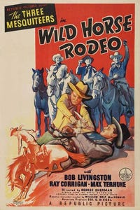 Wild Horse Rodeo as Jim