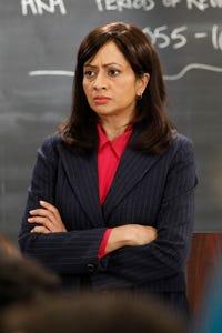 Soma Mitra as Cashier