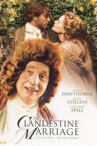 The Clandestine Marriage as Mrs. Heidelberg