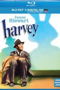 Harvey as Mrs. Chumley