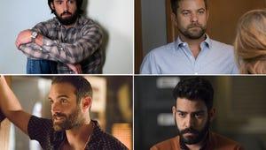 The Greatest TV Beards of 2016