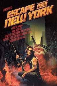 Escape From New York as Snake Plissken