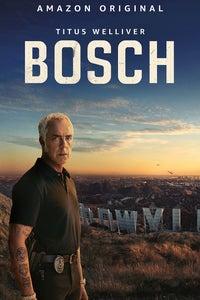 Bosch as Deputy Chief Irvin Irving