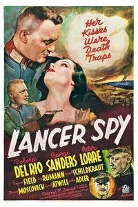 Lancer Spy as Danish Boat Captain