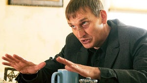 """Leftovers' Eccleston on Matt's Fall From Grace: """"There's a Great Deal of Ugliness in Him"""""""