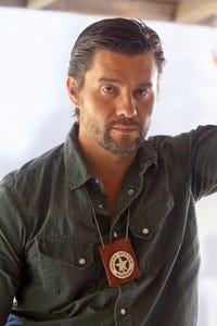 Steve Bacic as Grendel/Handsome Man