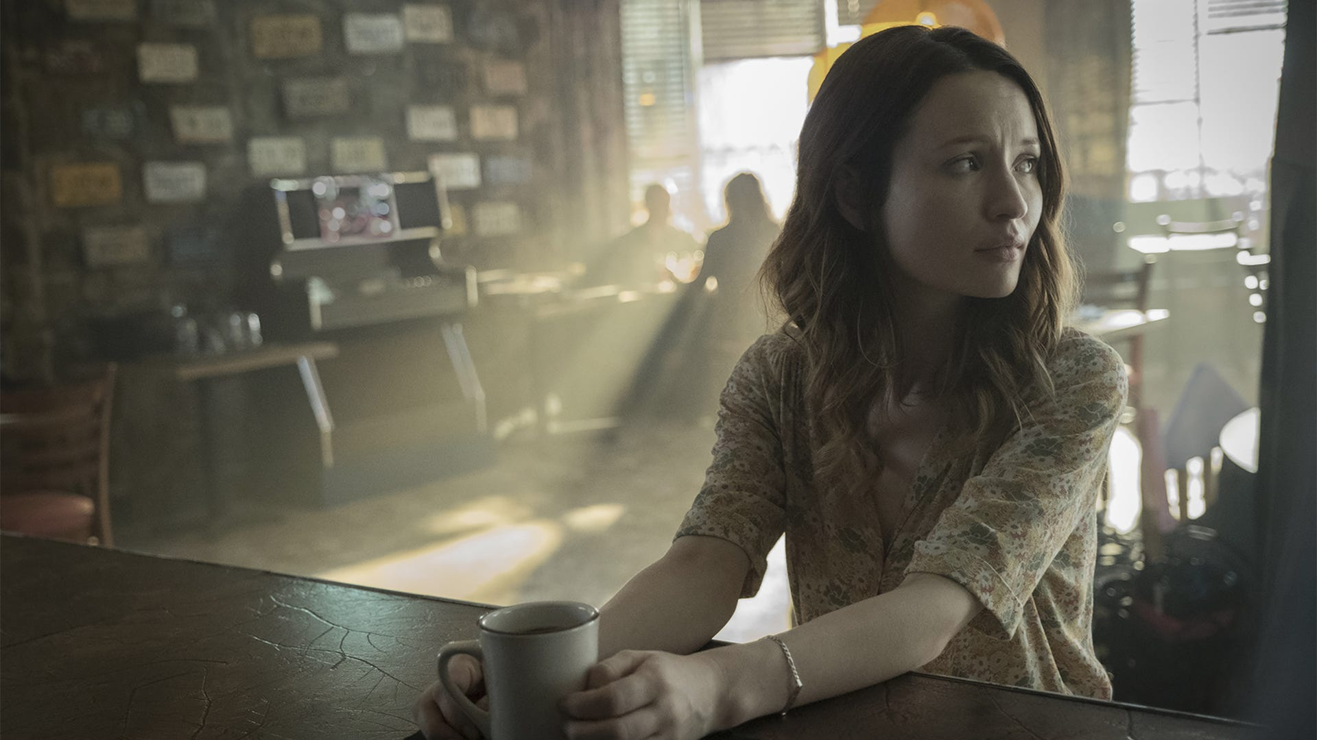 Emily Browning, American Gods