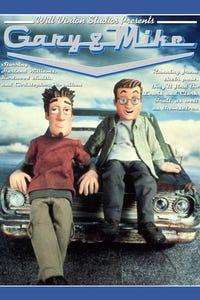 Gary & Mike as Senator Bilson