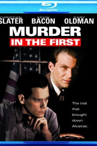 Murder in the First as 1st Inmate