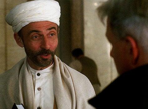 "NCIS - Season 5, ""Tribes"" - Guest star Shaun Toub as Khalid Mohammed Bakr"