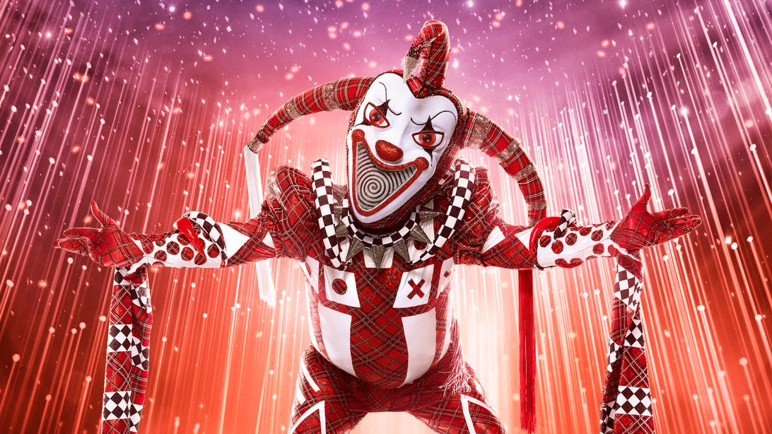 The Jester, The Masked Singer